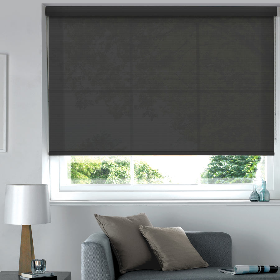 Shop Our Charcoal Roller Blinds Uk Made To Measure