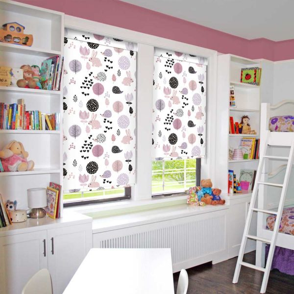 childrens blackout blinds