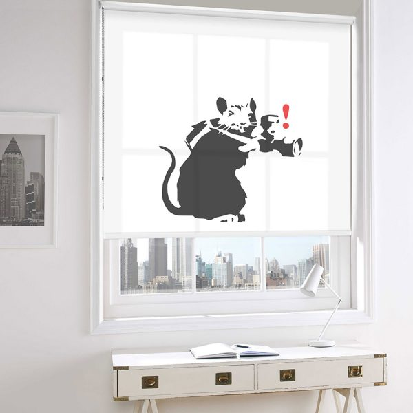 picture roller blinds