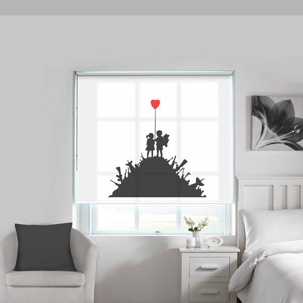 kids blackout blinds