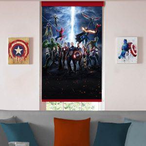Avengers-Roller-Blinds