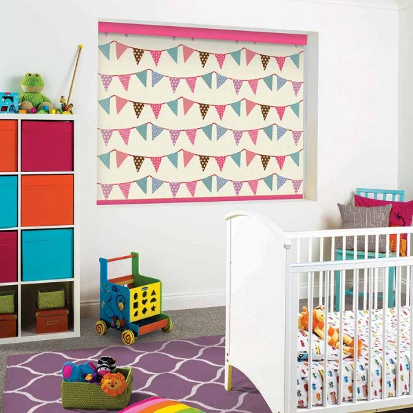 childrens blackout Blind / kids blackout blinds