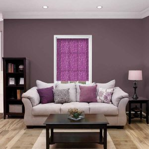 Connection-Plum-Roller-Blind