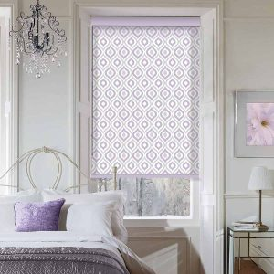 Ikat-Princess-Roller-Blind