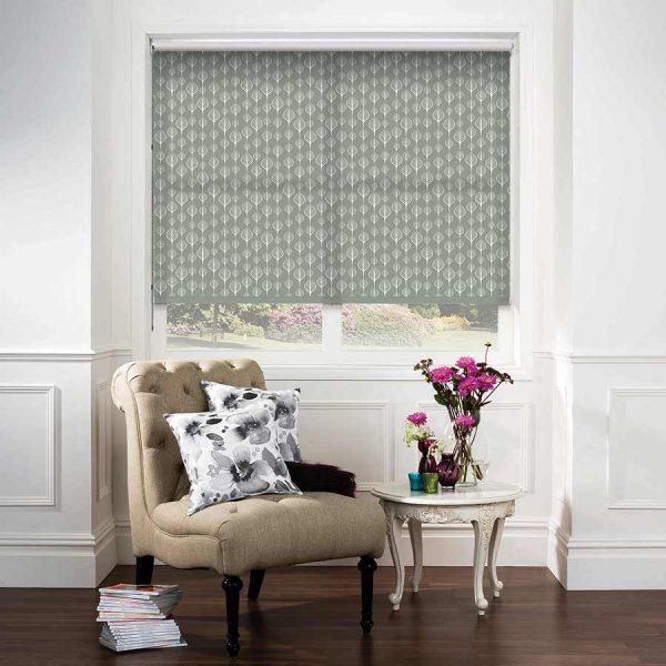 Sea-Leaves-Seal-Roller-Blind