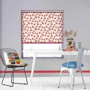 Summer-Rays-Wine-Roller-blind